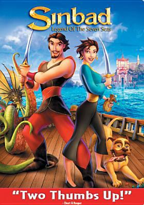 Cover image for Sinbad legend of the seven seas