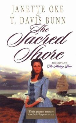 Cover image for The sacred shore