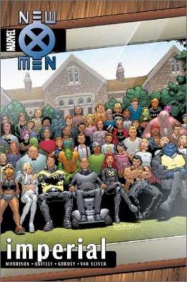 Cover image for New X-men. Vol. 2, Imperial