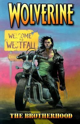 Cover image for Wolverine.