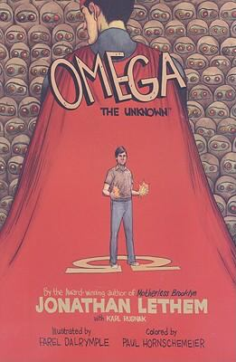 Cover image for Omega : the unknown