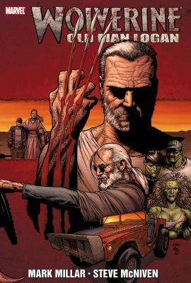 Cover image for Old Man Logan