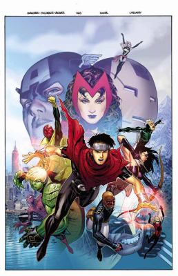 Cover image for Avengers. The children's crusade