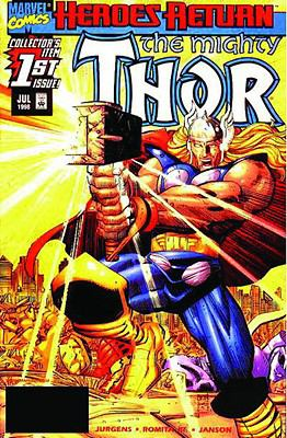 Cover image for Thor. Volume 1