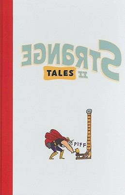 Cover image for Strange tales. II.