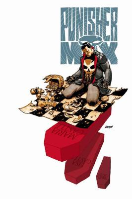 Cover image for Punisher Max. Frank