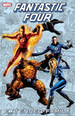 Cover image for Fantastic Four : extended family.