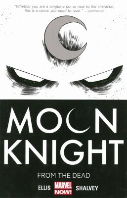 Cover image for Moon knight. [Vol. 1], From the dead