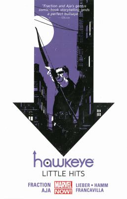 Cover image for Hawkeye. Vol. 2, Little hits