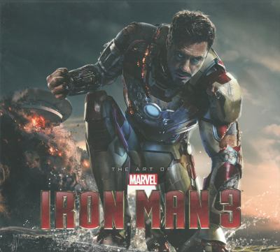 Cover image for The art of Marvel Iron Man 3