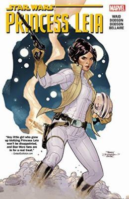 Cover image for Star Wars Princess Leia
