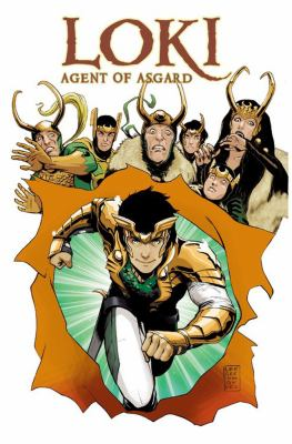 Cover image for Loki : Agent of Asgard. Volume 2, I Cannot Tell a Lie
