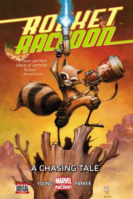 Cover image for Rocket Raccoon. Vol. 1, A chasing tale