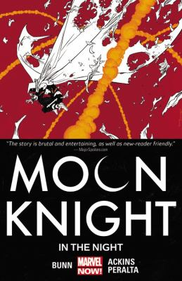 Cover image for Moon knight. Vol. 3, In the night