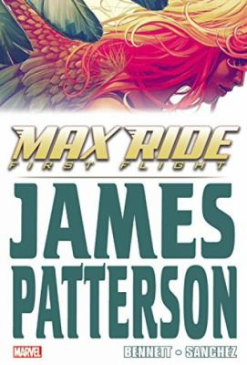 Cover image for Max Ride : first flight