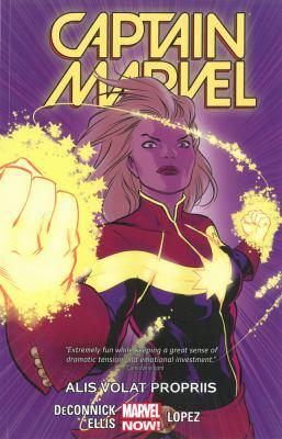 Cover image for Captain Marvel. Vol. 3, Alis volat propriis