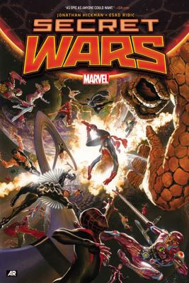 Cover image for Secret Wars