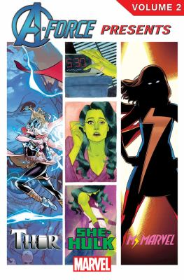 Cover image for A-Force presents. Volume 2.