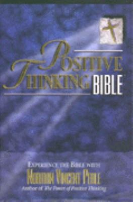 Cover image for Positive thinking Bible : Contemporary English version