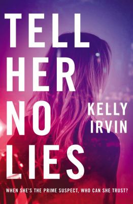 Cover image for Tell her no lies