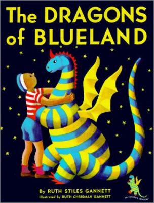 Cover image for The dragons of Blueland.