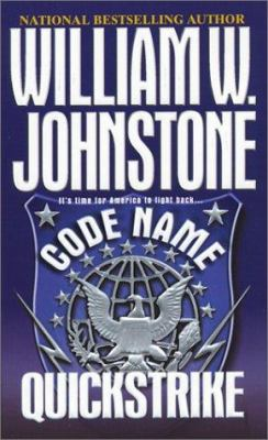 Cover image for Codename-- Quickstrike