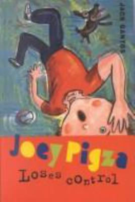 Cover image for Joey Pigza loses control