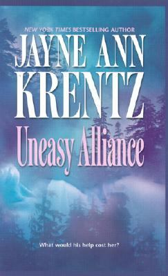Cover image for Uneasy alliance