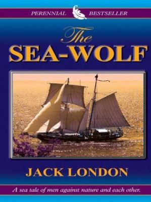 Cover image for The sea-wolf