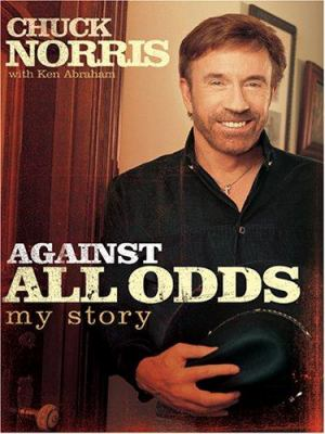 Cover image for Against all odds : my story