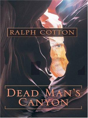 Cover image for Dead man's canyon