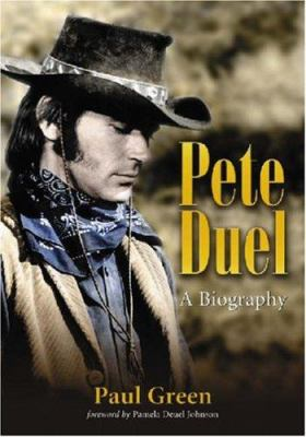 Cover image for Pete Duel : a biography