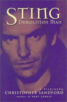 Cover image for Sting : demolition man