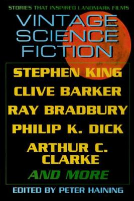 Cover image for Vintage science fiction