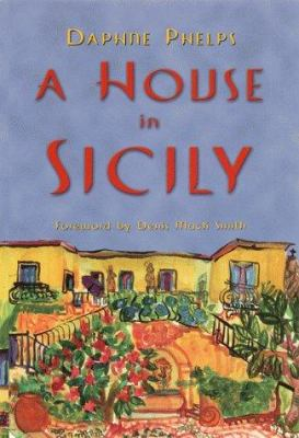 Cover image for A house in Sicily
