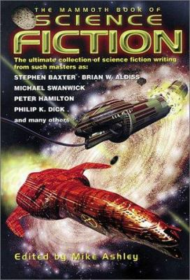 Cover image for The mammoth book of science fiction