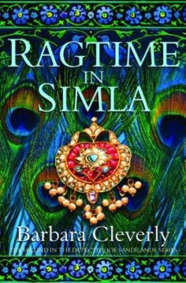 Cover image for Ragtime in Simla