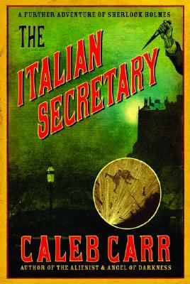 Cover image for The Italian secretary : a further adventure of Sherlock Holmes