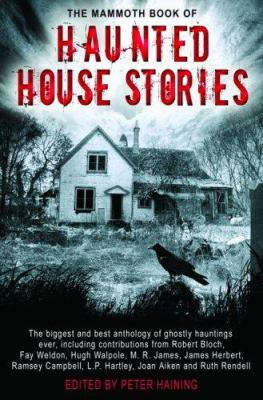 Cover image for The mammoth book of haunted house stories