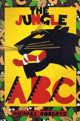Cover image for Jungle ABC