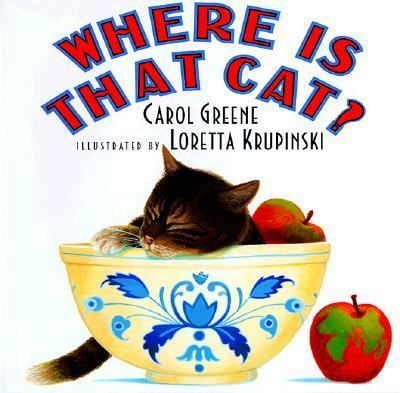 Cover image for Where is that cat?