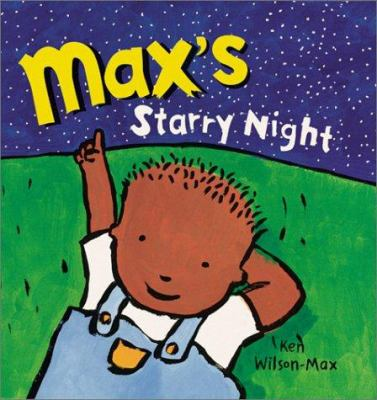 Cover image for Max's starry night
