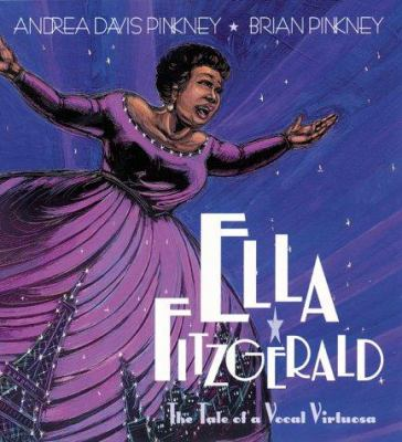 Cover image for Ella Fitzgerald the tale of a vocal virtuosa