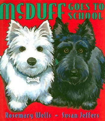 Cover image for McDuff goes to school