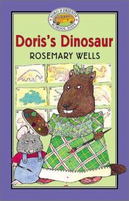 Cover image for Doris's dinosaur
