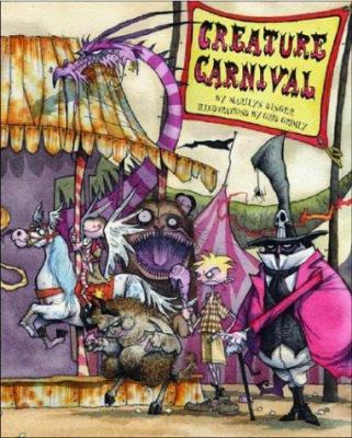 Cover image for Creature carnival