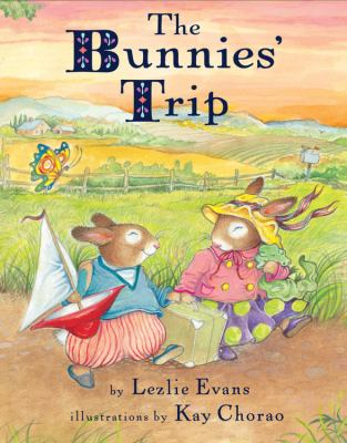 Cover image for The bunnies' trip