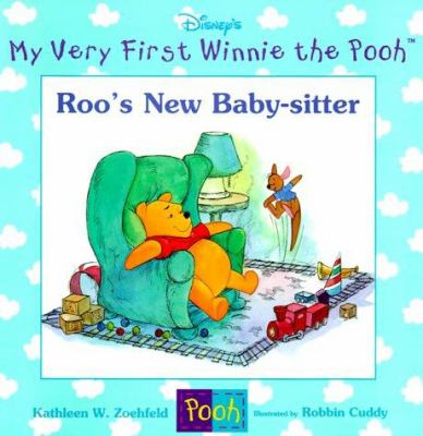 Cover image for Roo's new baby-sitter
