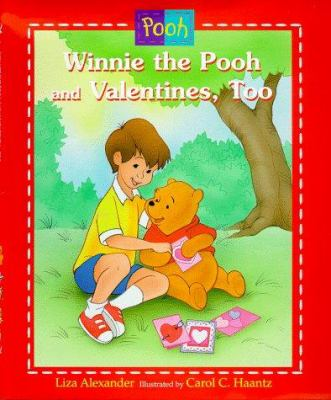 Cover image for Disney's Winnie the Pooh and valentines, too