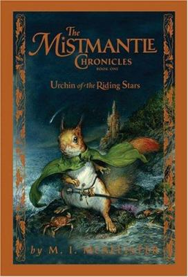 Cover image for Urchin of the riding stars